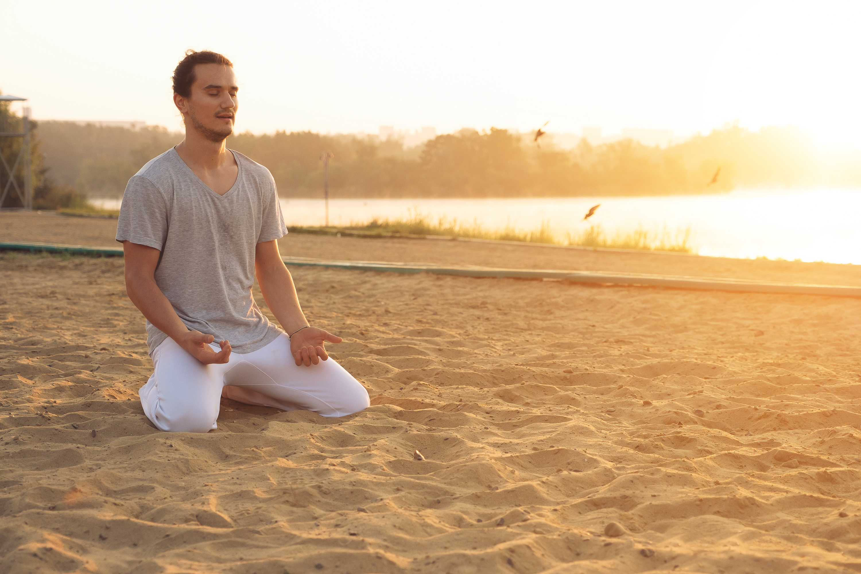 how to start meditating today nick deacon fitness