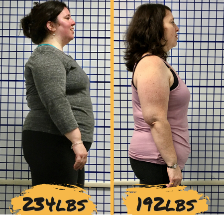 Amy Client Transformation