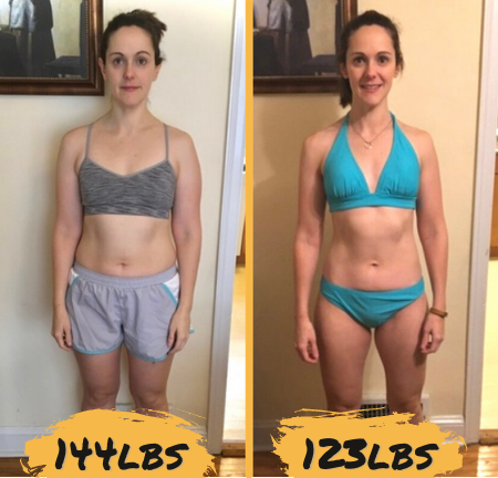 Colleen Client Transformation
